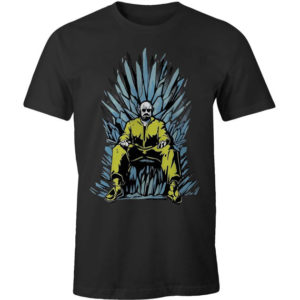 Breaking Bad Iron Throne T-Shirts