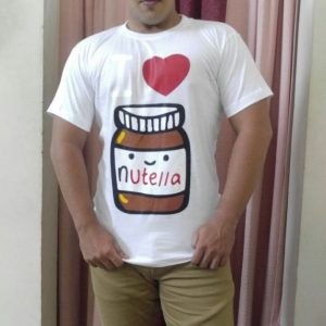 I Love Nutella T-Shirts