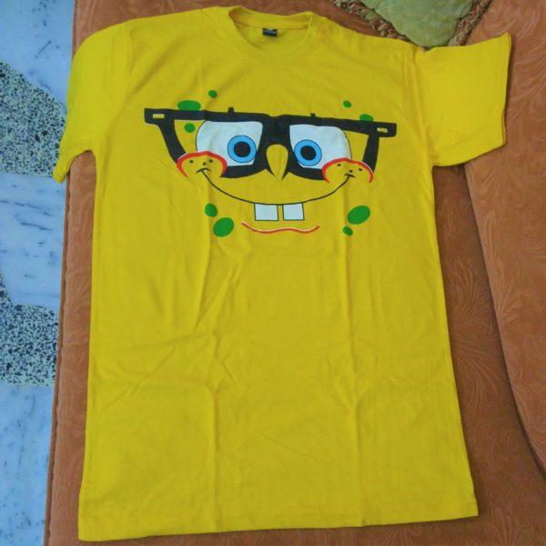 Sponge Bob Glasses T-Shirts