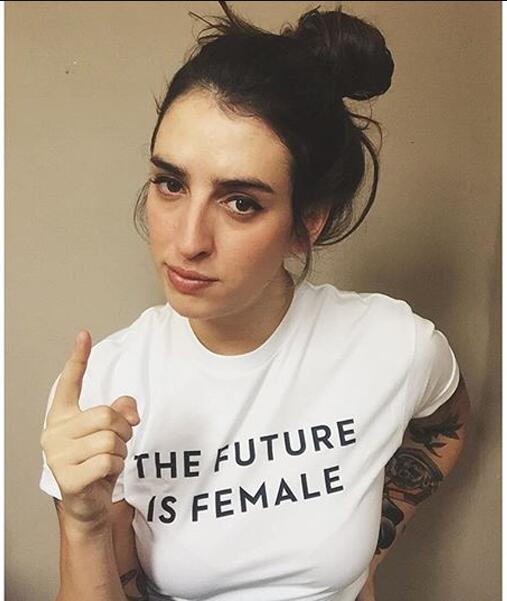 The Future is Female T-Shirts